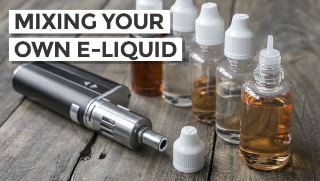 Make your Own E Liquids  | 200ml | 18mg